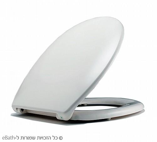 מדהים מושב אסלה איכותי בעל סגירה שקטה של חברת eBath XD-52