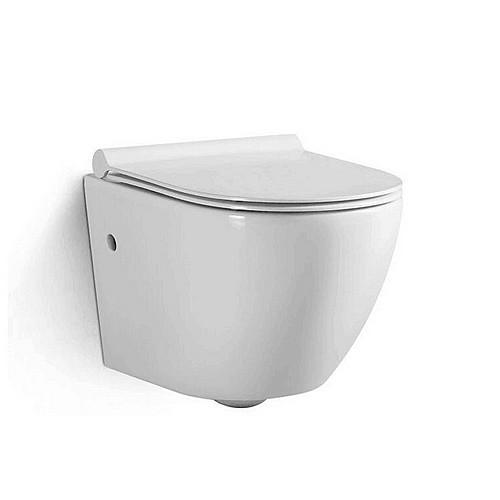 מדהים eBath - אביזרי אמבטיה בשיווק ישיר - אסלה תלויה קצרה איכותית EK-93